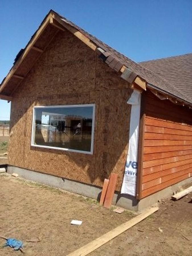 Foto proceso de revestimiento exterior de d a m m construcciones s p a 144689 habitissimo - Revestimiento para exterior ...