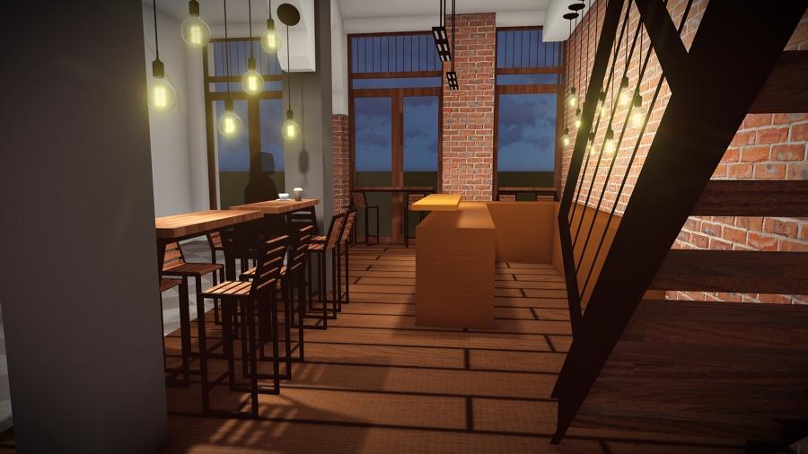 Propuesta Diseño de Interiores + Iluminación