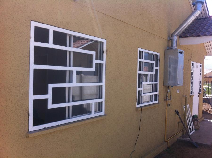 Creaci n y fabricaci n de proteccion de ventanas ideas carpinter a met lica - Proteccion para casas ...