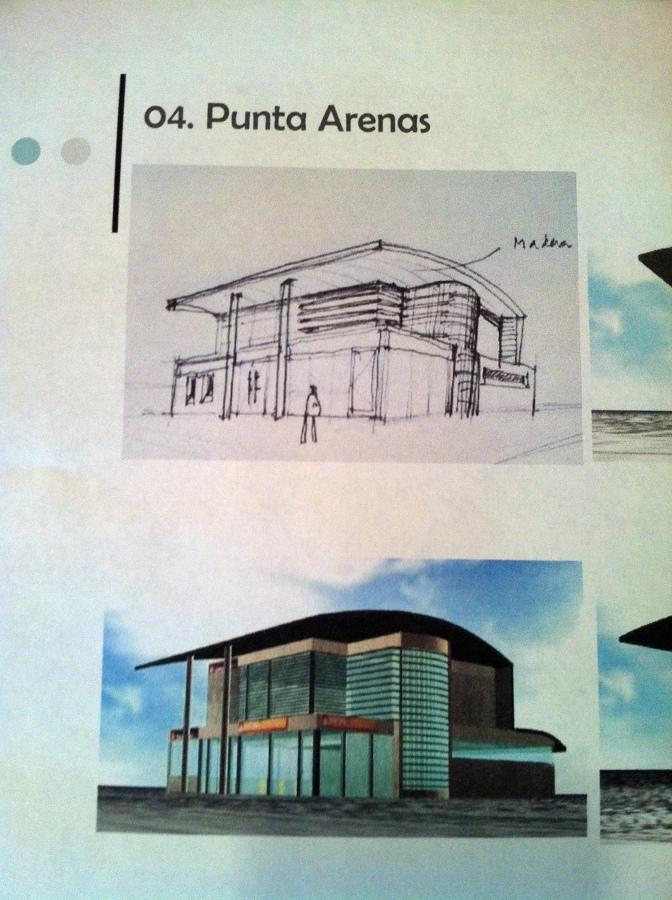 Proyecto Banco Estado Punta Arenas