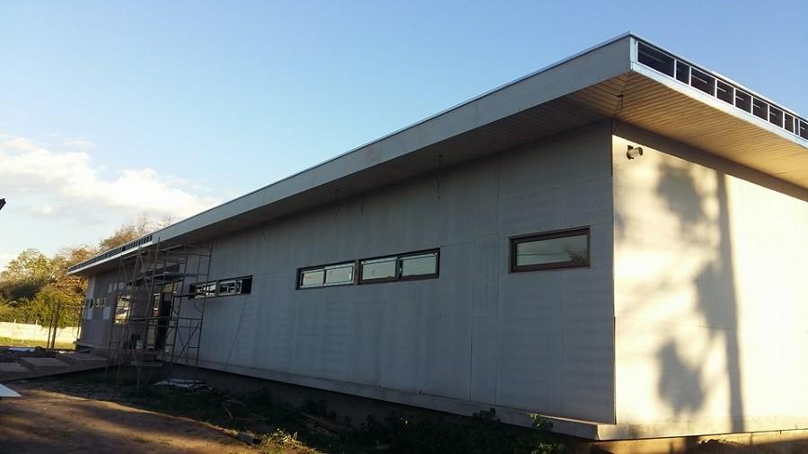 Proyecto centro deportivo
