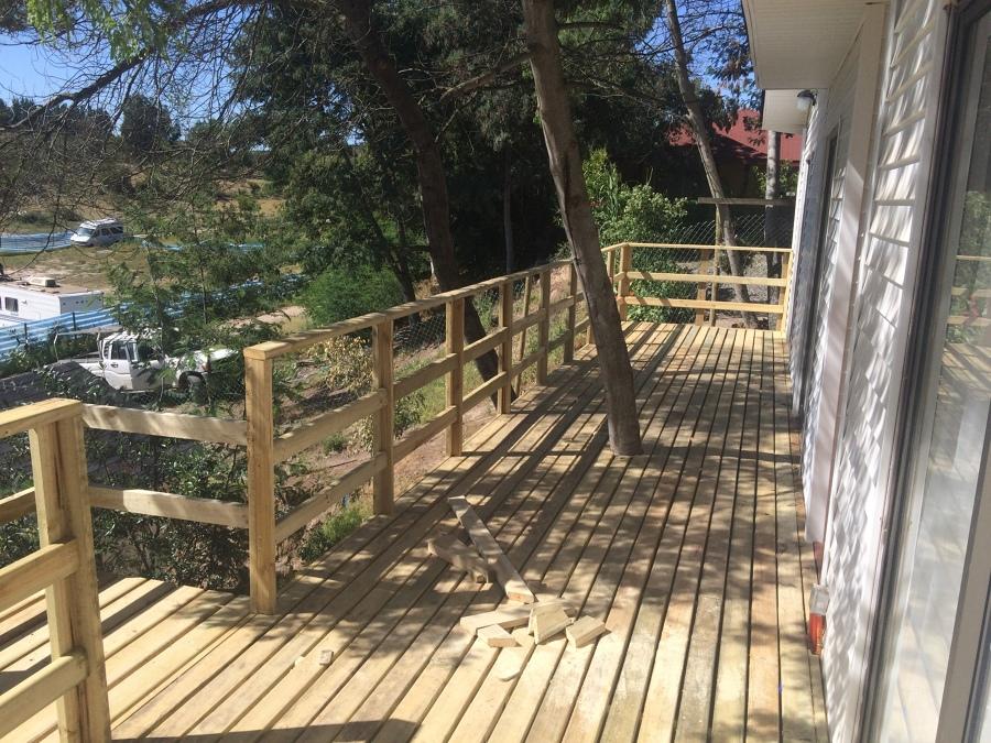 Proyecto Lago Rapel