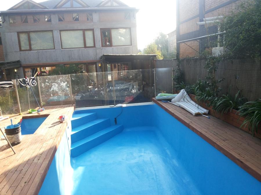 foto proyecto piscina reparaci n integral de pintores