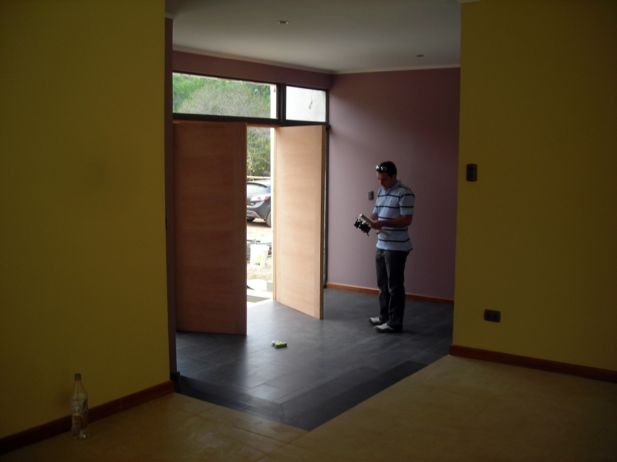 Proyecto Vivienda Unifamiliar en Curacaví