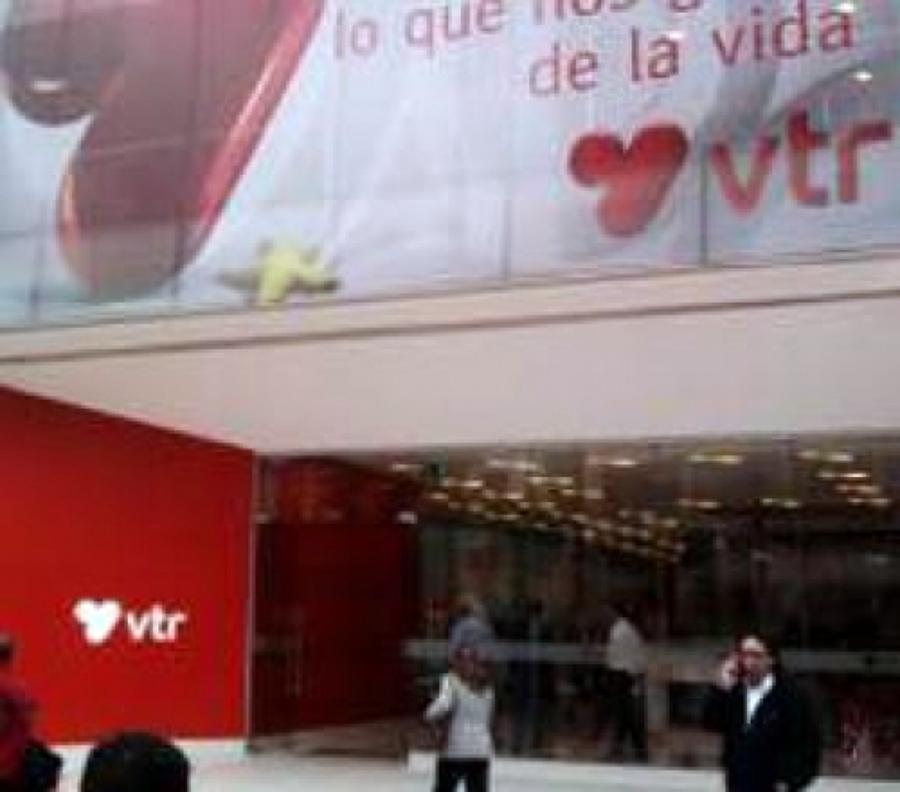 Proyecto VTR sucursal Valparaíso