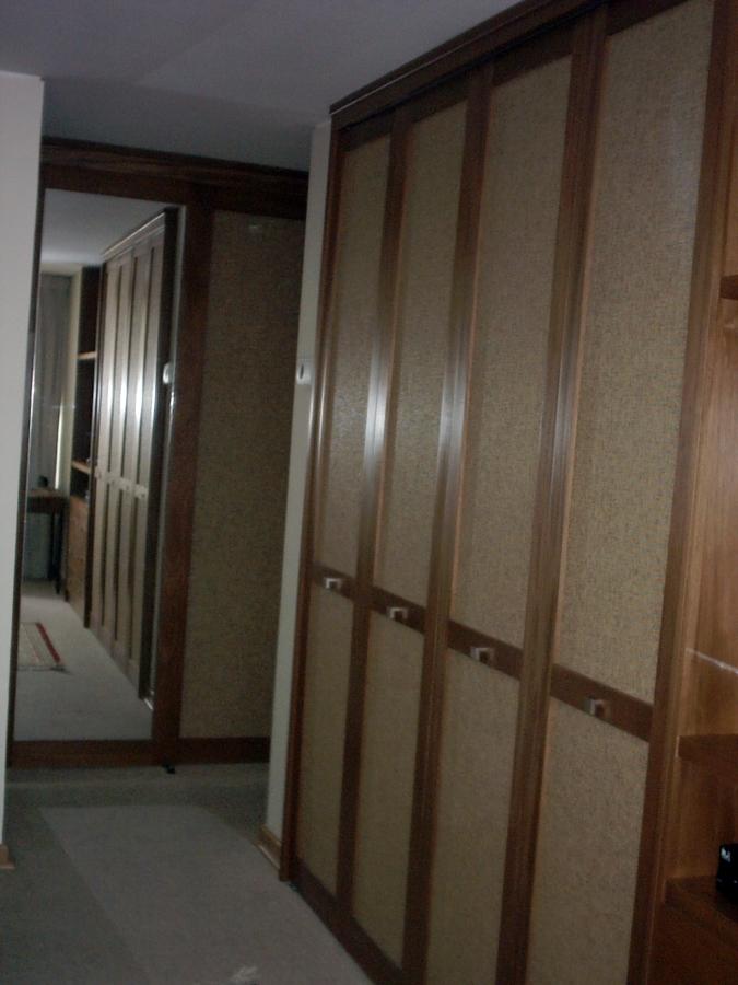 Puertas de closets.