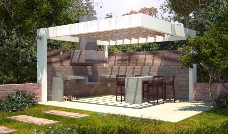 Quincho rapel finas terminaciones ideas construcci n casa for Construccion de casas en terrazas