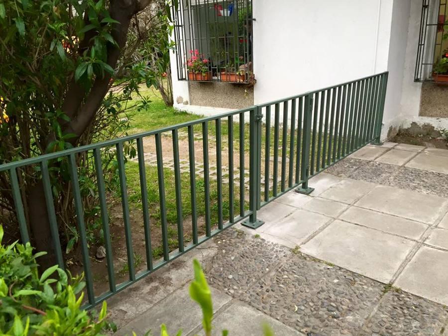 Reja divisora para jard n infantil ideas carpinter a for Reja para jardin vertical