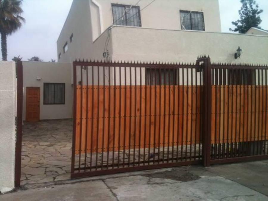 Rejas exteriores y piscinas ideas carpinter a met lica - Rejas exteriores ...