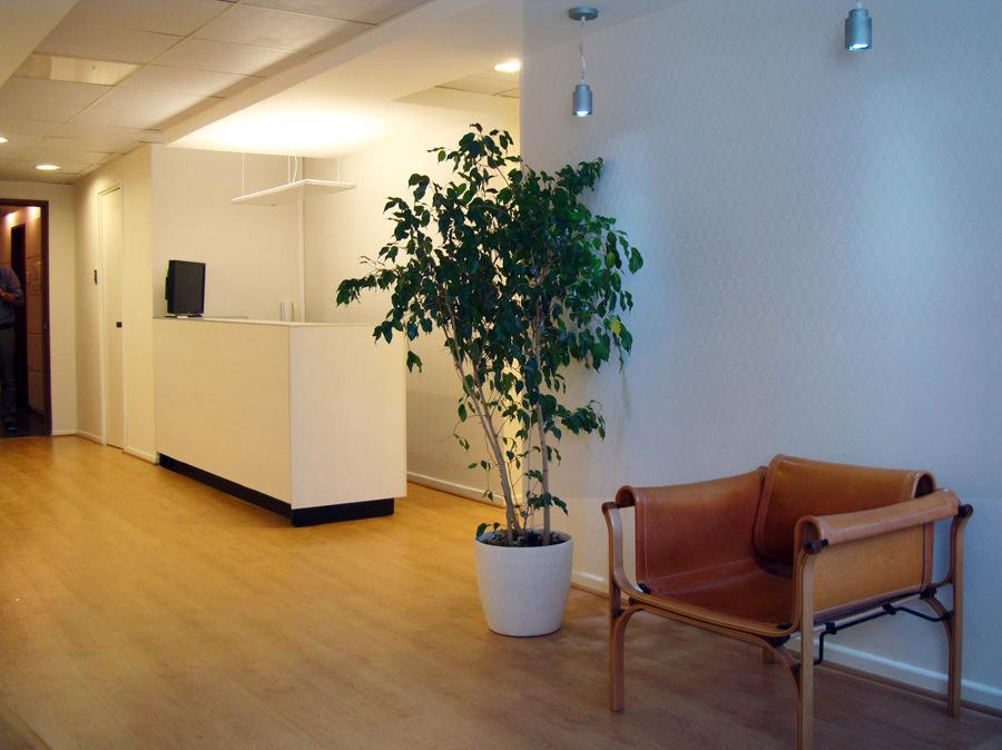 Remodelación Centro Médico.