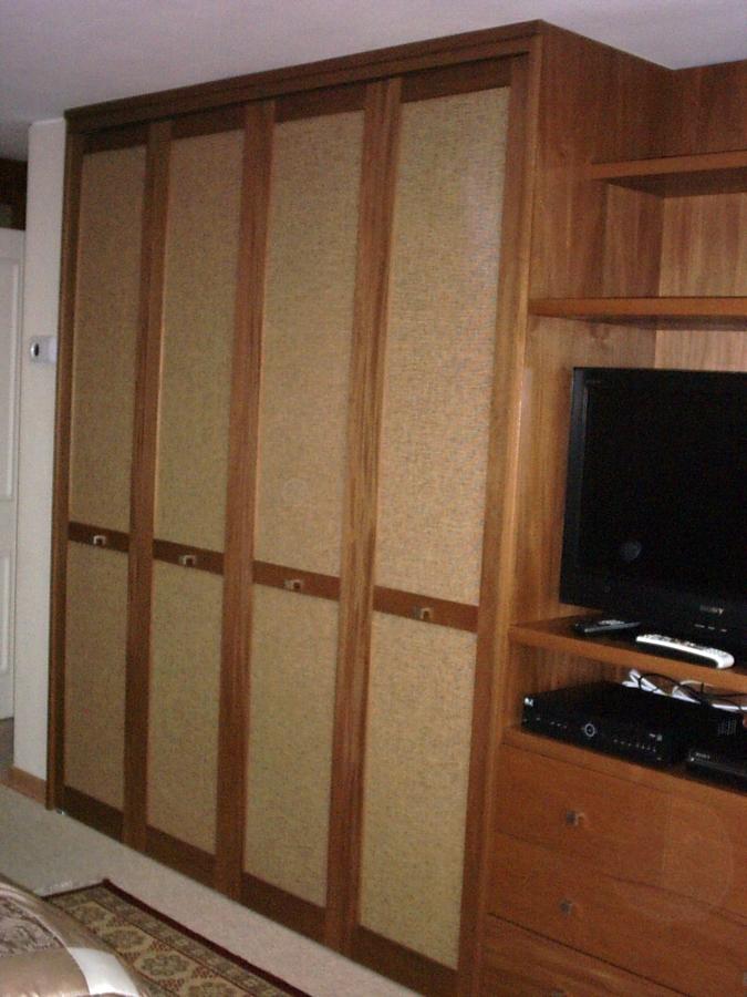 Remodelación closet.