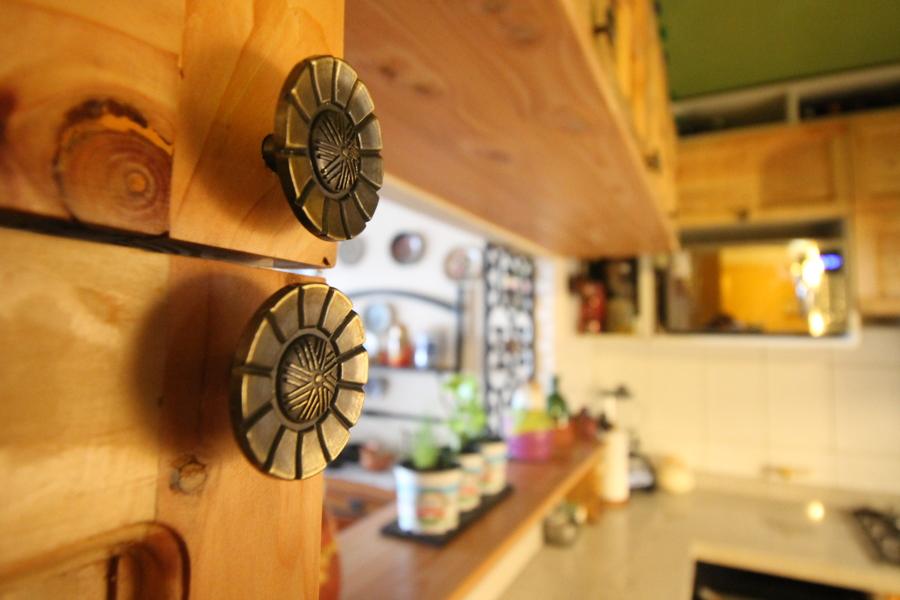 Remodelacion cocina en Pino Oregon