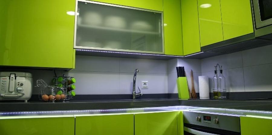 Luces Led Para Cocina Cheap Accesorio Luz Led Para