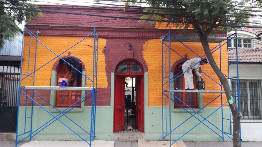 Remodelación Local de Pizzas