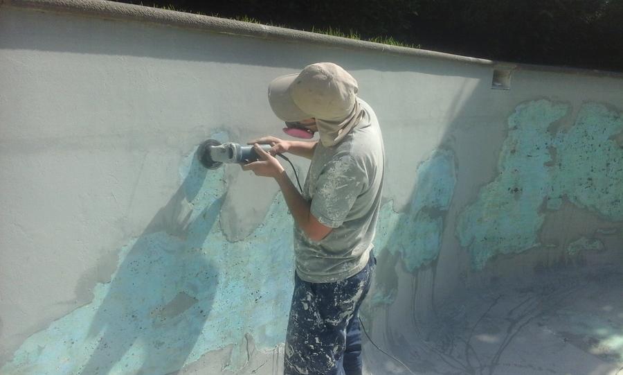 Remodelación piscina