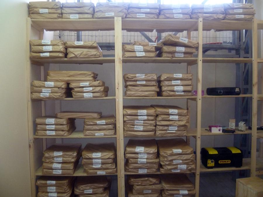 Estanteria para bodega free estante with estanteria para - Estantes para bodegas ...