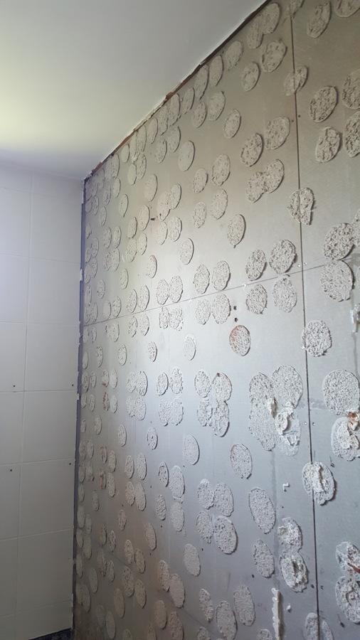 Retiro muro