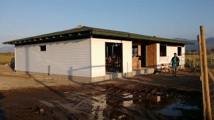 revestimiento exterior siding pvc blanco - Revestimiento Exterior