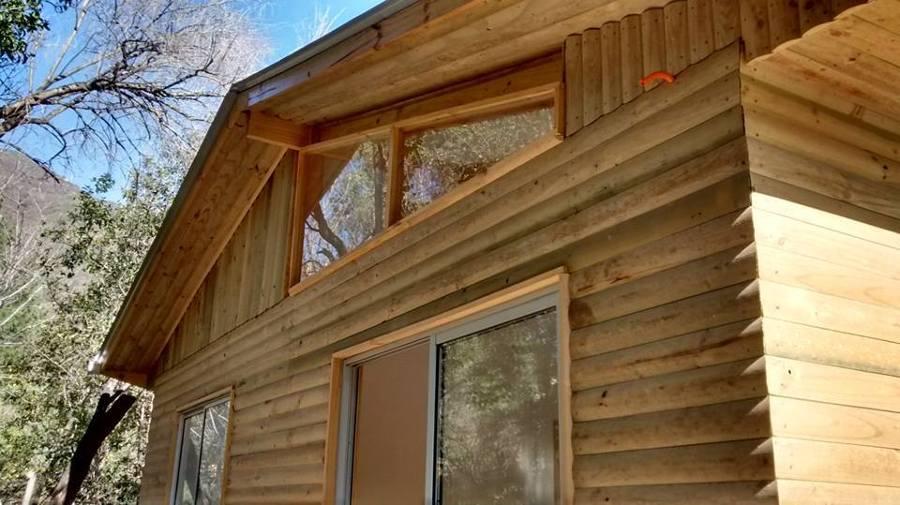 Foto revestimientos exteriores de perspectiva arquitectura y construcci n 236062 habitissimo - Revestimientos de exteriores ...