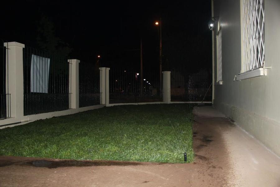 riego nocturno con MP rotator