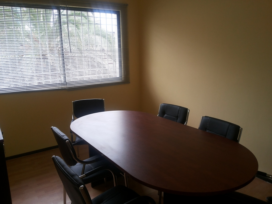 sala de reuniones finalizada