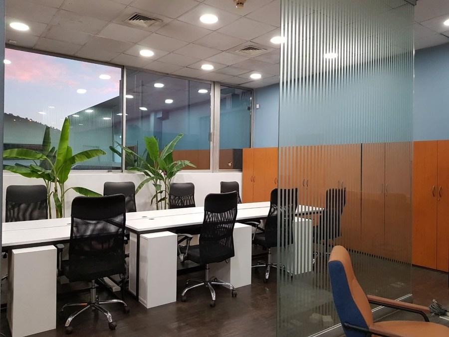 Sala de trabajo area diseño