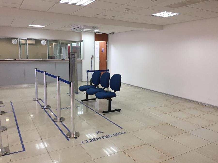 Sala espera clientes