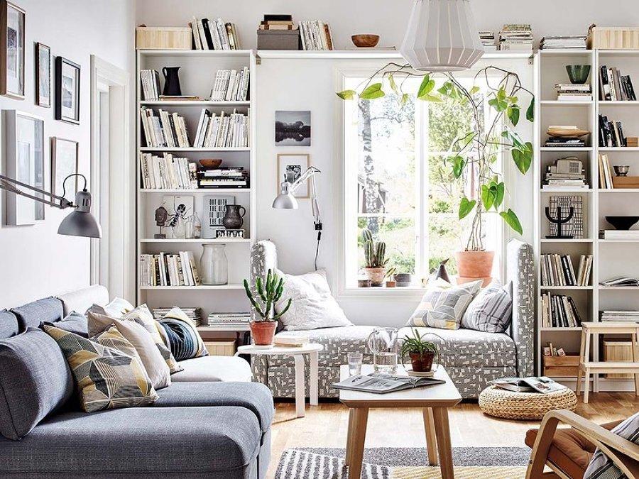 Living con librería