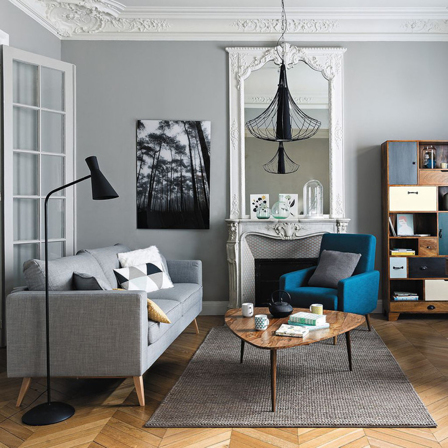 pinta tu casa seg n la psicolog a del color ideas dise o. Black Bedroom Furniture Sets. Home Design Ideas