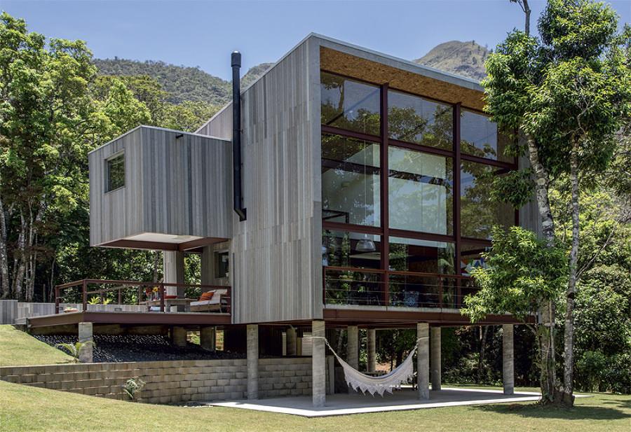 Metalcom: Casas Prefabricadas con Esqueleto de Acero | Ideas ...