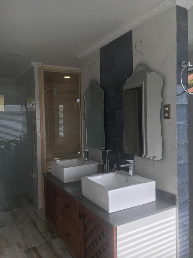 Sector Lavamanos - Cuarto wc - Sector sauna