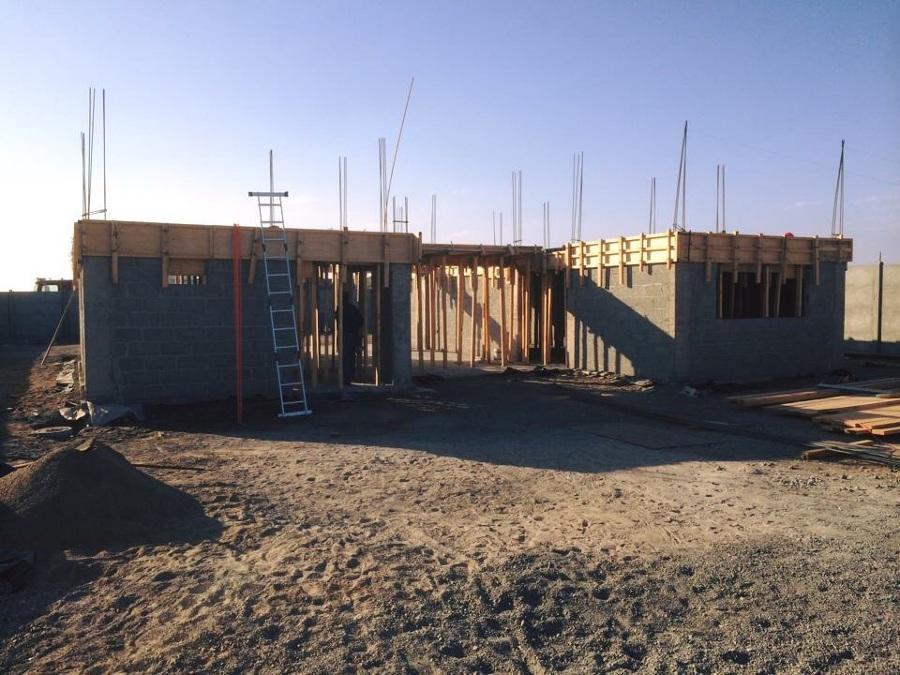 Construcci n de casa estilo mediterr neo ideas for Ideas construccion casa