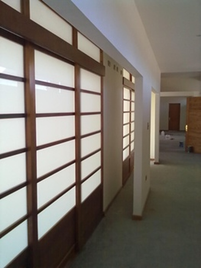 SHOJICHILE ALGARROBO DOORS