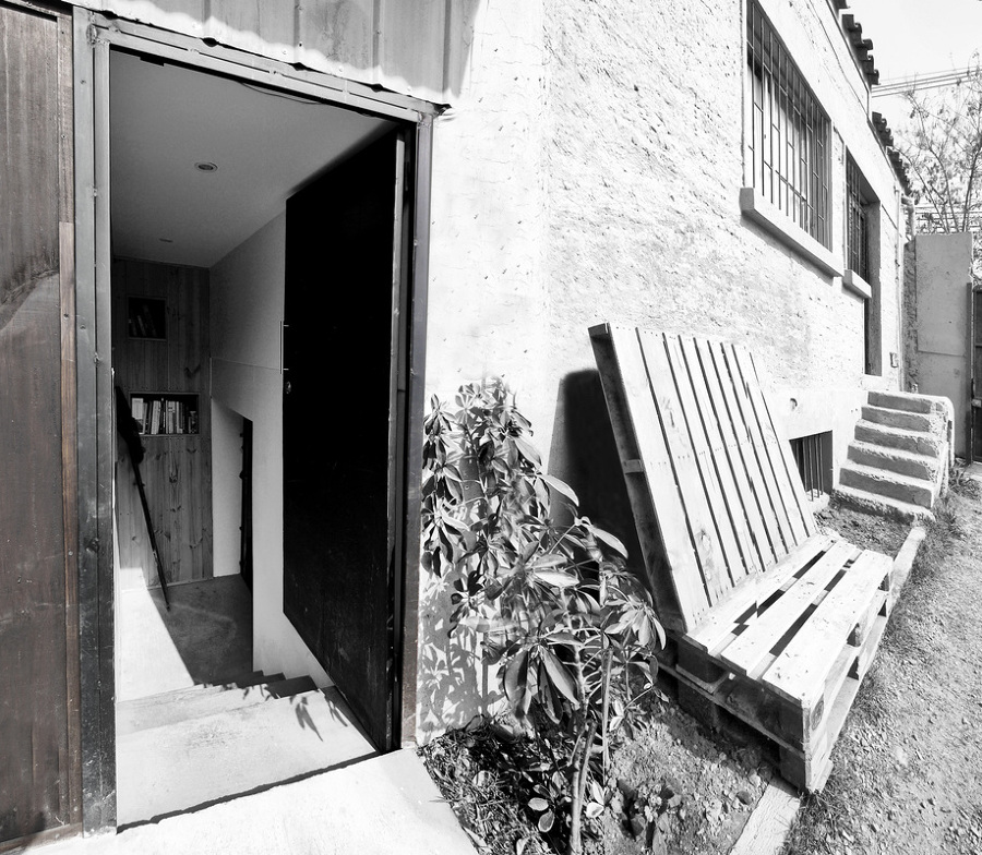 Oficina local arquitectura ideas arquitectos for Local arquitectura