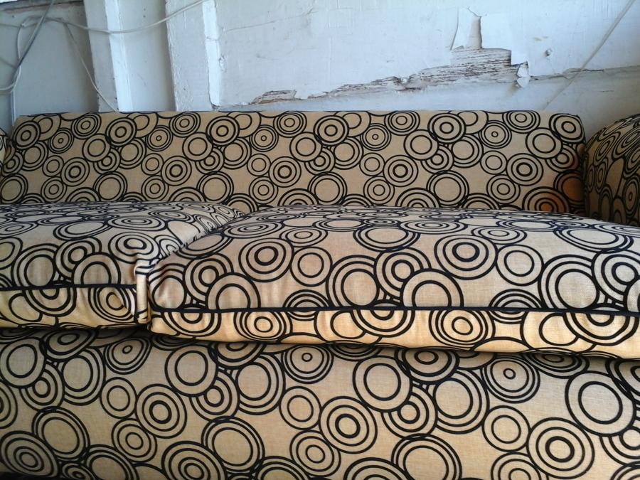 Foto sofa tapizado en tela ankara de tapicer a gajardo 142409 habitissimo - Tela tapizado sofa ...