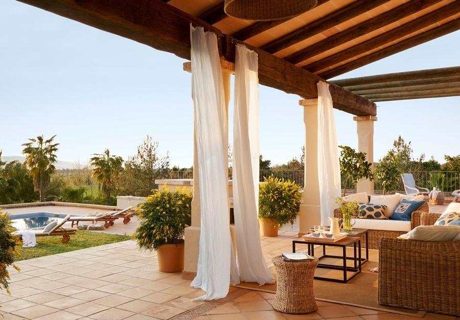Qu tipo de suelo de terraza necesitas ideas pisos madera - Suelo pizarra exterior ...