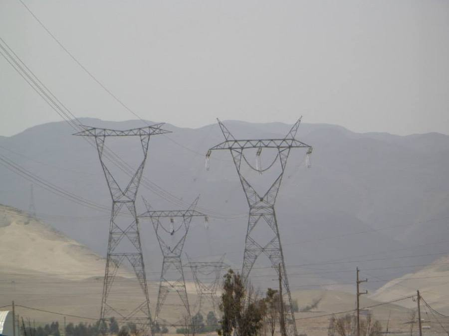 tendido de cables de alta tencion y fibra optica