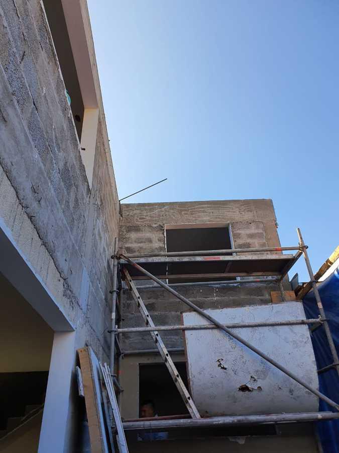 Terminaciones exterior fachada