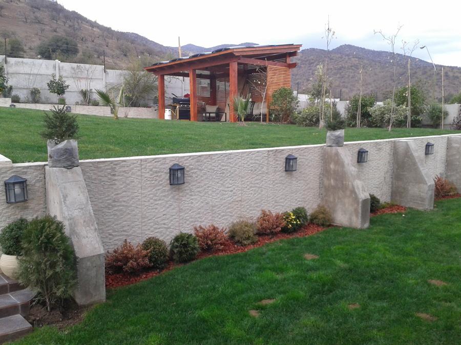 Proyectos de jardin en chicureo ideas construcci n casa - Proyectos de construccion de casas ...