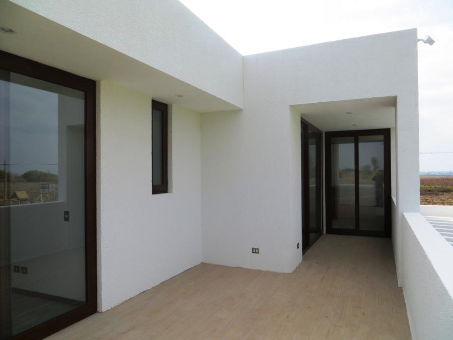 Terraza segundo piso