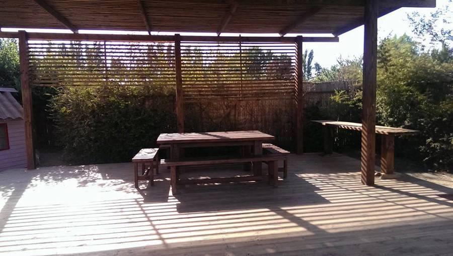 terraza terminada