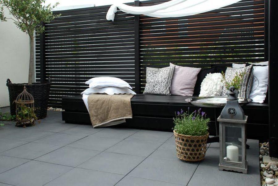 6 tipos de cercos vallas y muros para delimitar tu casa for Muro de separacion terraza