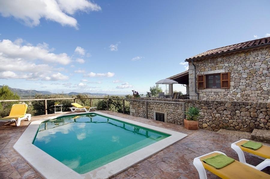Qu tipo de piscina va con mi casa ideas construcci n for Bordillo piscina