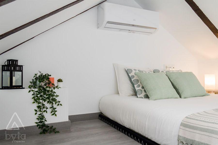 Ventilación en el dormitorio