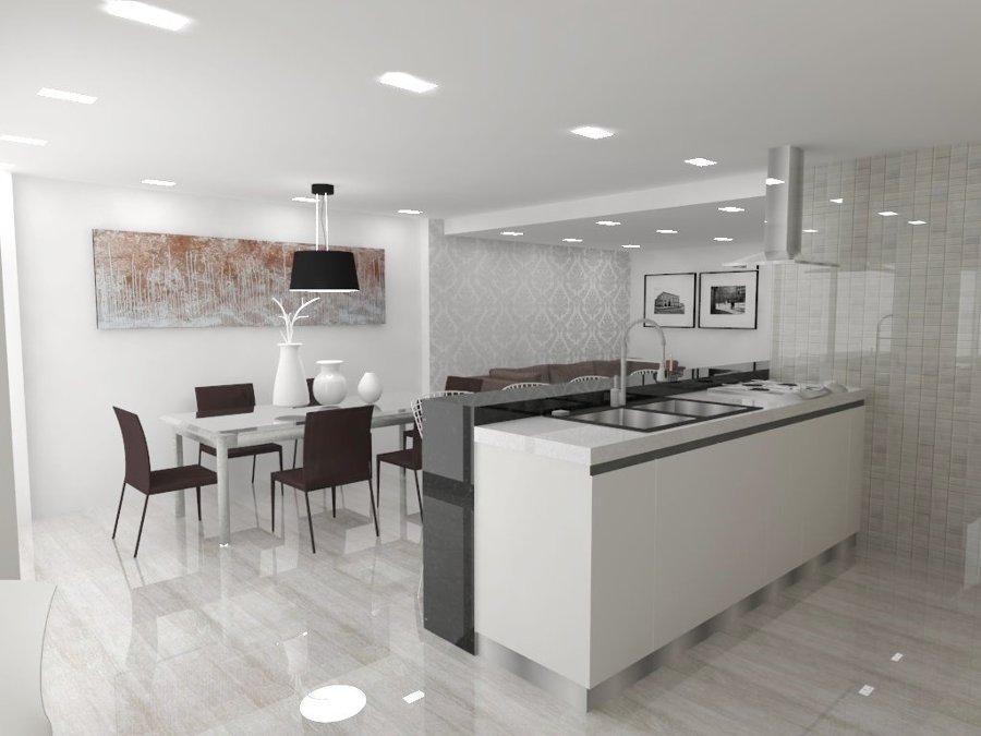 Foto vista de la cocina de constructora almarza 109721 for Vistas de cocinas