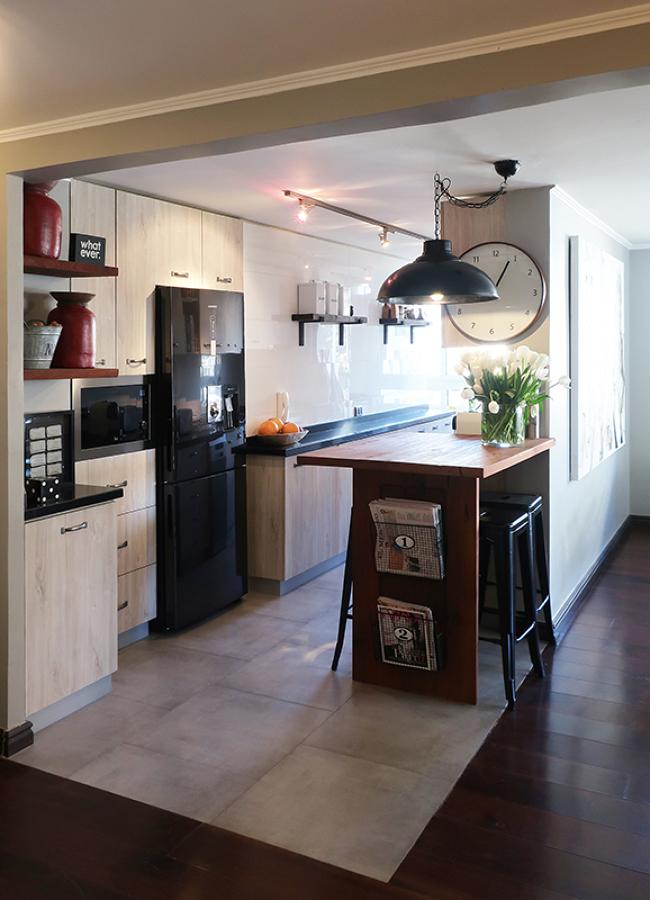 Vista general nueva cocina