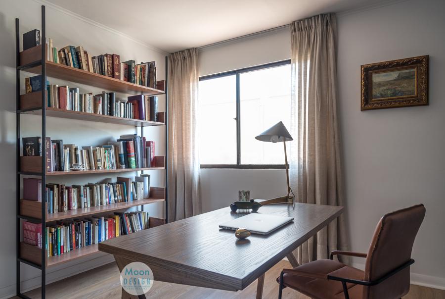 Vista Mueble Librero
