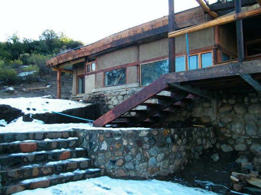Vivienda Bioclimática Caleu (con techo cultivable)