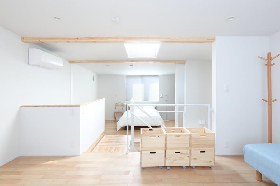 vivienda prefabricada minimalista