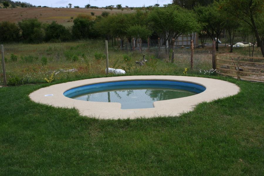 Foto yakussi de construccion de piscinas velasquez 67494 for Construccion piscinas chile